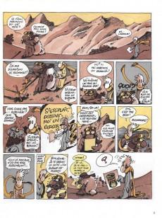 Extrait de Le génie des Alpages -6- Hi-Yo, c'est l'écho...