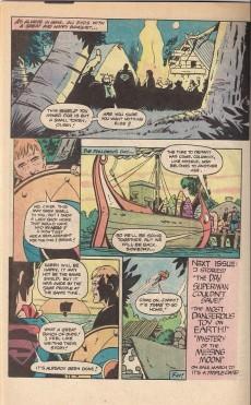 Extrait de Action Comics (1938) -579- Prisoners of time