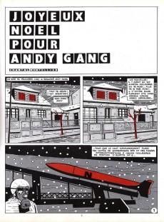 Extrait de Andy Gang -3- Joyeux Noël pour Andy Gang