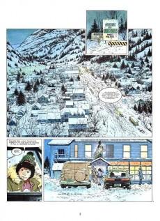 Extrait de XIII (Le Figaro) -6- Le dossier Jason Fly
