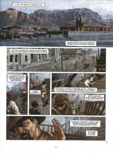 Extrait de Allan Quatermain et les mines du Roi Salomon -1- L'Équipée Sauvage