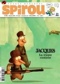 Extrait de (Recueil) Spirou (Album du journal) -313- Spirou album du journal