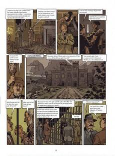 Extrait de Agatha Christie (en anglais) -7- The Big Four