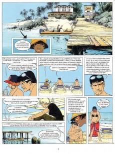 Extrait de XIII (Le Figaro) -16- L'or de Maximilien