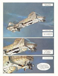 Extrait de La guerre éternelle -2- Lieutenant Mandella 2020/2203