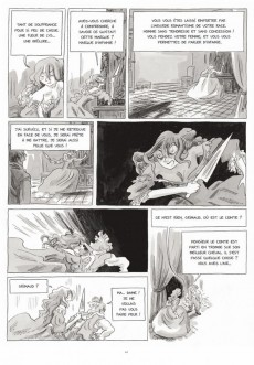 Extrait de Milady de Winter -1- Tome 1