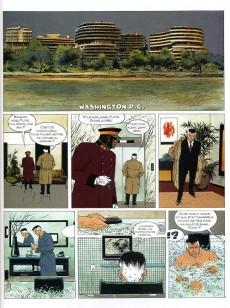 Extrait de XIII (Le Figaro) -18- Le dernier round