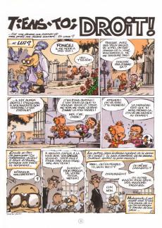 Extrait de Le petit Spirou -15- Tiens-toi droit !