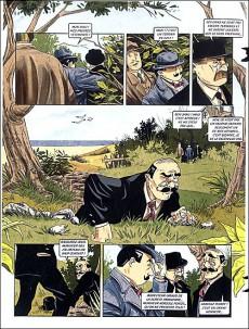 Extrait de Agatha Christie - Intégrale BD -4- Les détectives
