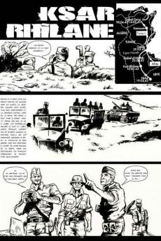 Extrait de Les marsouins de Leclerc - De Koufra à Kaboul  1941-2009