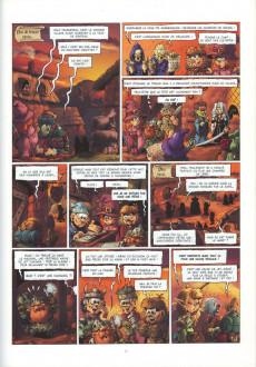 Extrait de Le donjon de Naheulbeuk -7- Troisième saison, partie 1