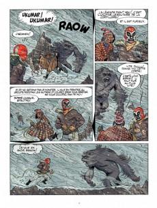 Extrait de El Spectro (Les aventures de) -1- Les mutants de la lune rouge
