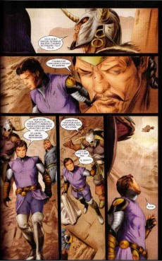 Extrait de Marvel Heroes (Marvel France 3e série) -1- Les prochains vengeurs