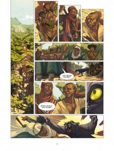Extrait de Perle Blanche -2- L'œuvre du serpent