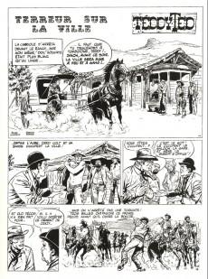 Extrait de Teddy Ted (Les récits complets de Pif) -10- Tome dix