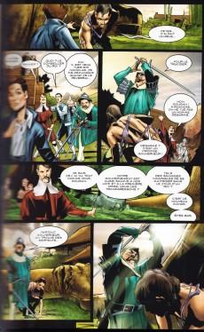 Extrait de 1602 -INT02- Le Nouveau Monde