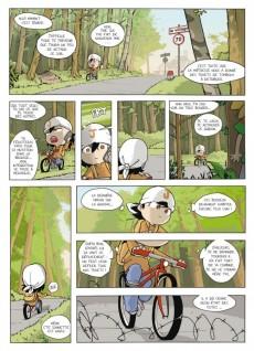Extrait de La vie de Norman - Tome 1