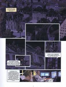 Extrait de Le triangle secret - Les Gardiens du Sang -3- Le Carnet de Cagliostro