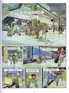 Extrait de Luc Leroi -6- Bande d'individus