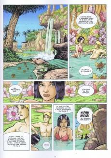 Extrait de Majipoor -3- Le Roi des rêves