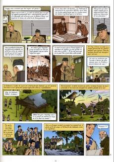 Extrait de Lefranc -22- Les enfants du bunker