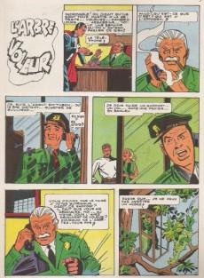 Extrait de Mandrake (1e Série - Remparts) (Mondes Mystérieux - 1) -387- L'arbre voleur