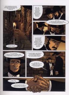 Extrait de Agents du Mossad -1- Eichmann