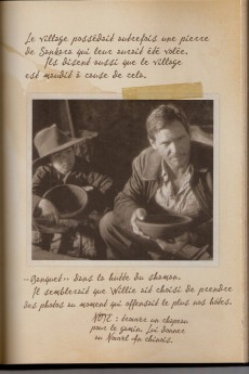 Extrait de Indiana Jones -HS- Le carnet perdu d'indiana jones