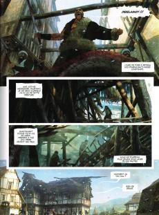 Extrait de La chronique des Immortels -3- Au bord du gouffre 3