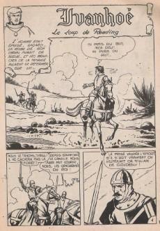 Extrait de Ivanhoé (1e Série - Aventures et Voyages) -62- Le loup de Reading