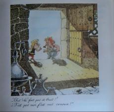 Extrait de Astérix (Hors Série) -A+C- Comment obélix est tombé dans la marmite du druide quand il était petit
