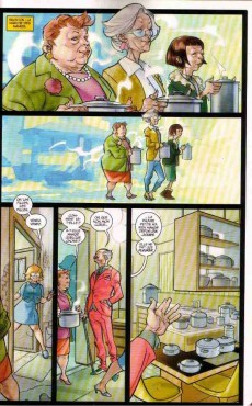 Extrait de Marvel Heroes (Marvel France 3e série) -6- Le plus fort du monde