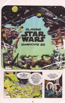 Extrait de Star Wars (Comics Collector) -39- Numéro 39