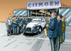 Extrait de Vieux Tacots -1- La 2CV, reine de l'automobile !