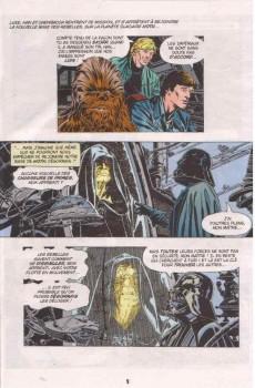 Extrait de Star Wars (Comics Collector) -40- Numéro 40