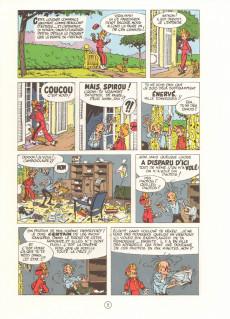 Extrait de Spirou et Fantasio -8d81- La mauvaise tête