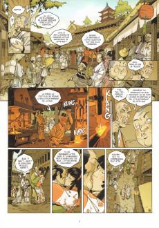 Extrait de Okko -7- Le cycle du feu I