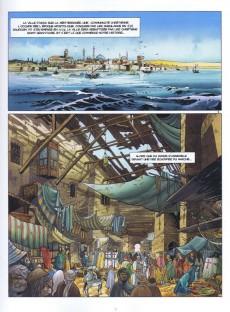 Extrait de Croisade -6- Sybille, jadis