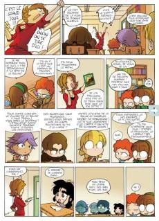 Extrait de La vie de Norman -2- Virée scolaire
