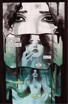 Extrait de Batwoman (2011) -1- Hydrology part 1 : leaching