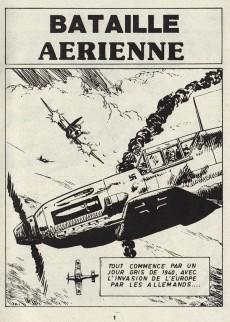 Extrait de Rapaces (Impéria) -394- Bataille aérienne - Le conciliabule - Le renard et la mouette