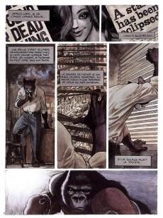 Extrait de Blacksad -1d- Quelque part entre les ombres