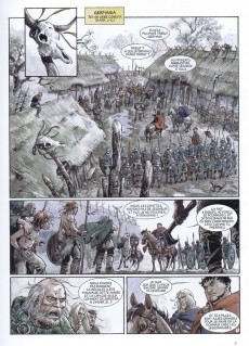 Extrait de Les aigles de Rome -3- Livre III
