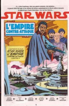 Extrait de Star Wars (Comics Collector) -43- Numéro 43