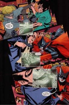 Extrait de Batwoman (2011) -2- Hydrology part 2 : infiltration