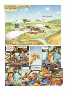 Extrait de Trolls de Troy -15- Boules de poils (I)