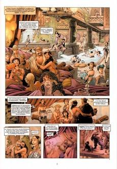 Extrait de Les conquérants de Troy -3- La Bataille de Port-Fleuri