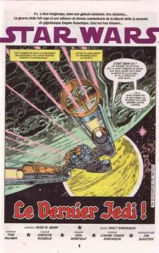 Extrait de Star Wars (Comics Collector) -45- Numéro 45