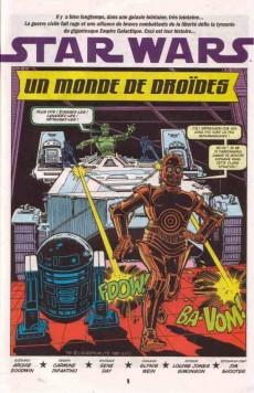 Extrait de Star Wars (Comics Collector) -46- Numéro 46