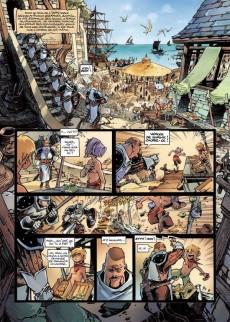 Extrait de Cixi de Troy -3- Le secret de Cixi (3ème partie)